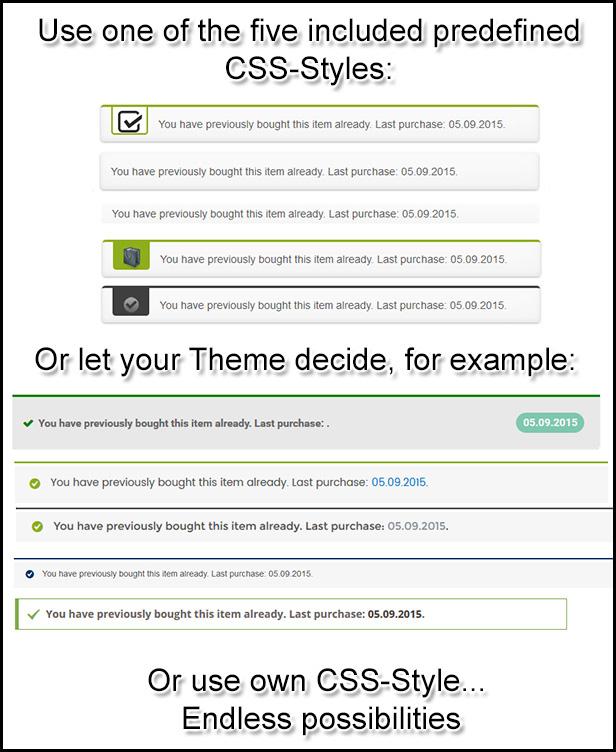 CSS-Styles